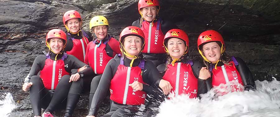 Hen Weekend Anglesey